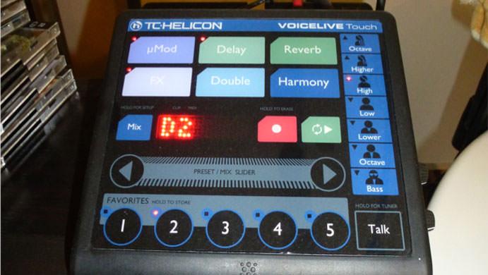 TC Helicon VoiceLive