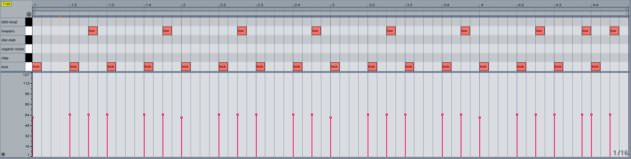 Drum and Beat Programming in Ableton