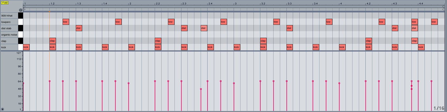 how to create rich grooves ableton
