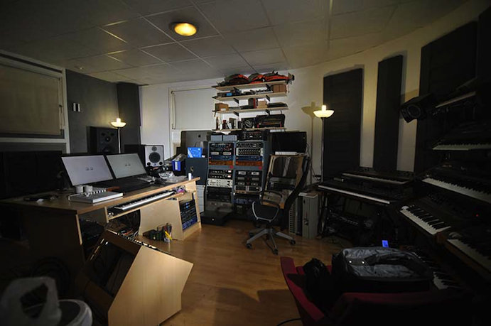 My Studio - Zombie Nation
