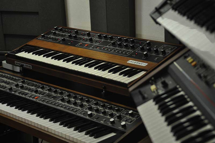 Sequential Circuits Prophet-5 and Prophet-T8
