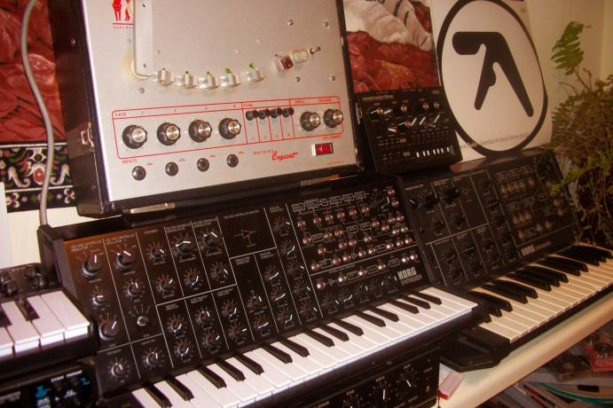 Korg MS-10, MS-20 Legacy & Watkins Copicat