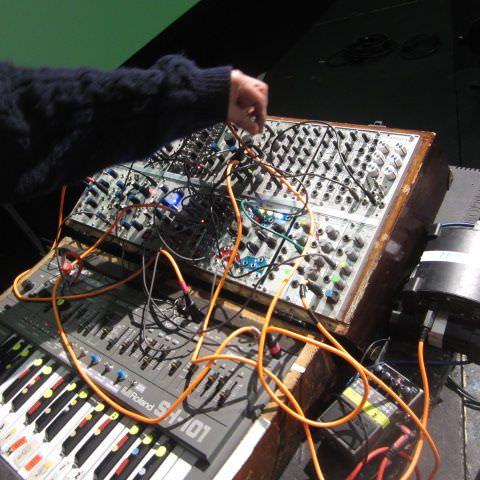 Dominic Butler's live setup