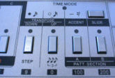 The updated sequencer section