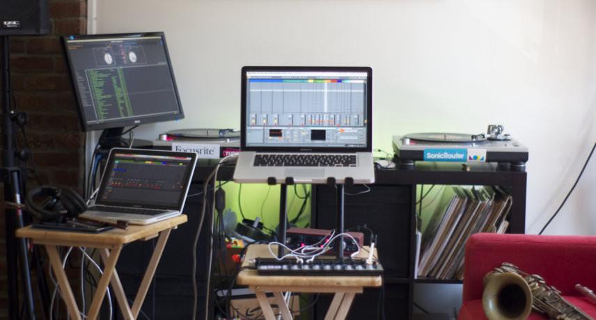 My Studio - Archie Pelago