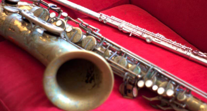 Tenor Saxophone & Flute