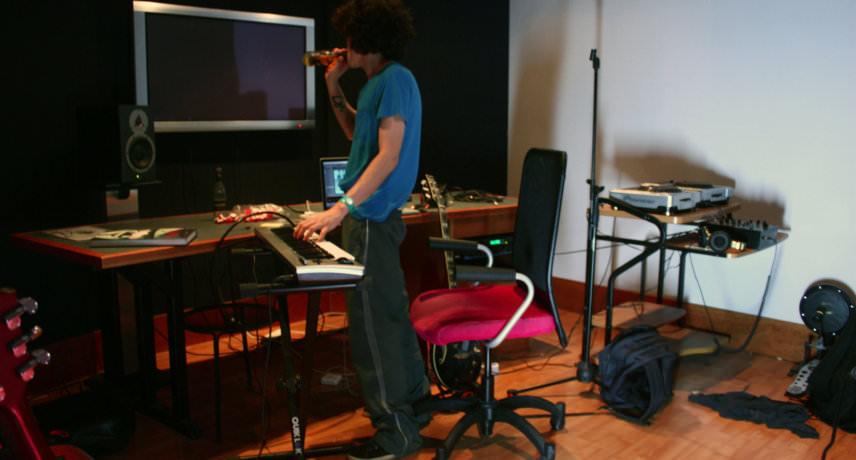 My Studio –Jacky 0