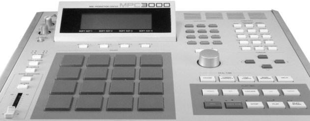 The next generation: 1994's Linn/Akai MPC3000