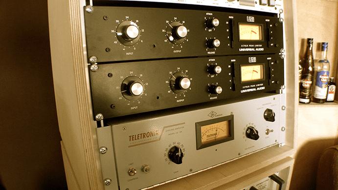 Teletronix LA-2A + Urei 1176 Revision G