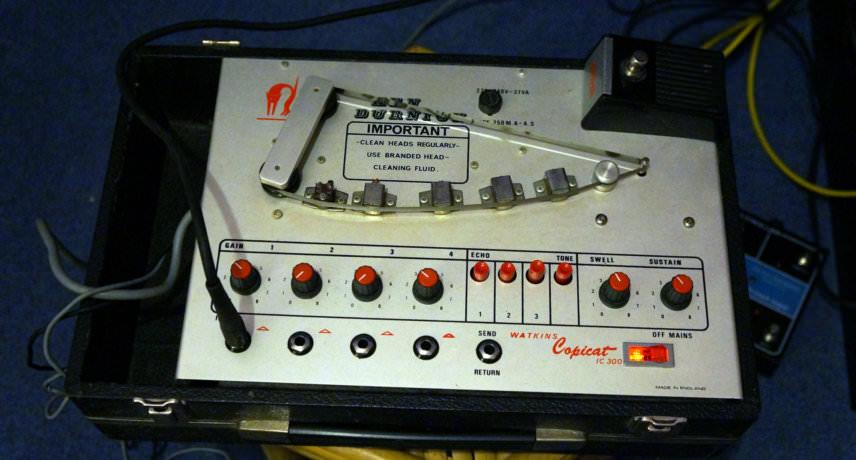 The WEM Watkins Copycat IC 300