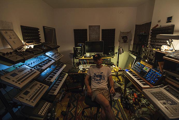 My Studio —Strip Steve