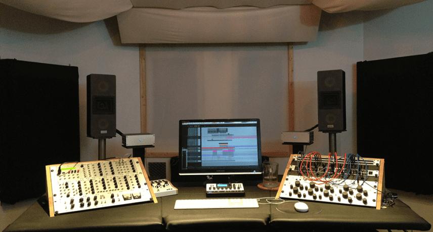 Alain's Studio