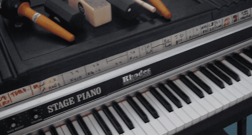 Fender Rhodes Stage Mark II