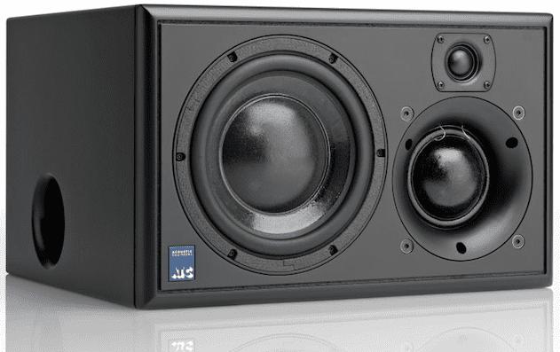 ATC SCM25A, studio monitor, black, single