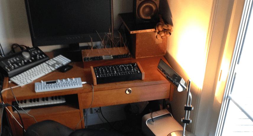 My Studio –Discodeine