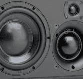 ATC SCM25A, studio monitor, front, single