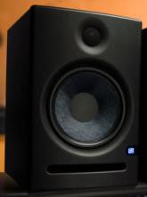 PreSonus Eris E5, black studio monitor