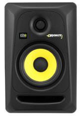 KRK Rokit 5 G3, monitor speak black front
