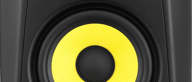 KRK Rokit 5 G3, monitor speaker black