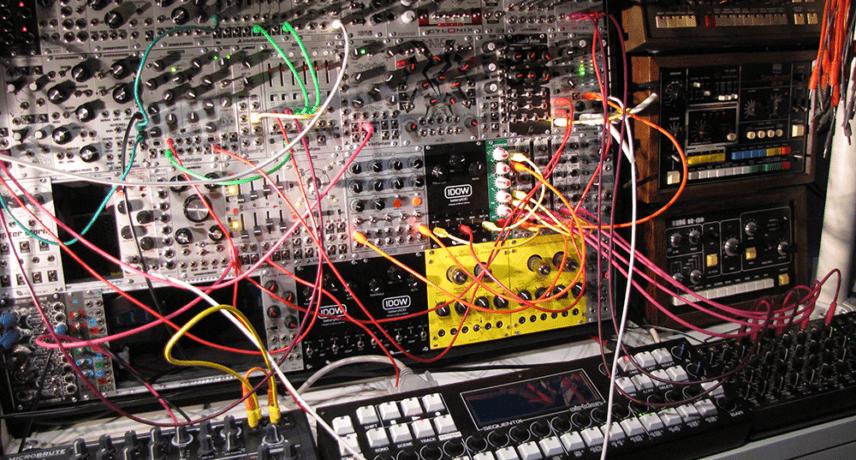 Eurorack Modular, Hardware Sequencers & CR-78