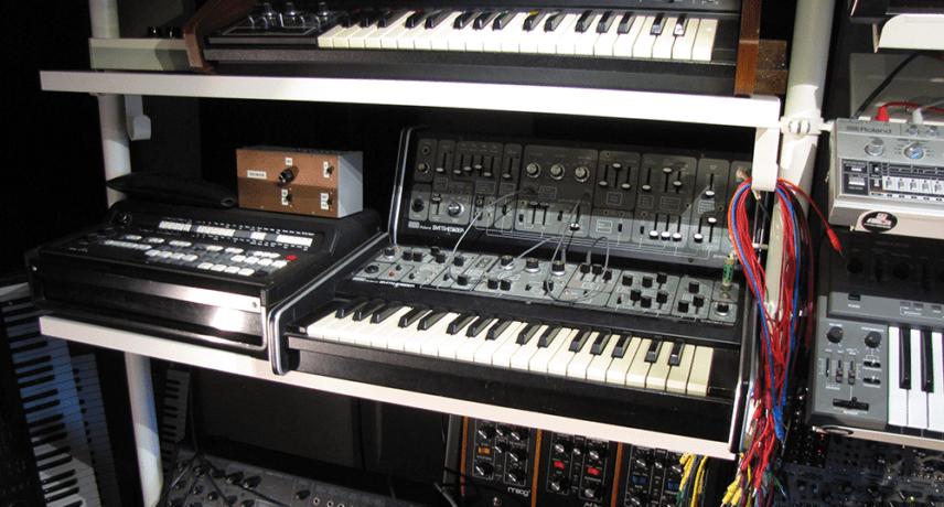 Roland System 100, Promars & Korg MS-20