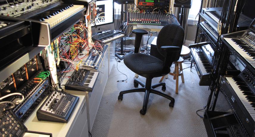 My Studio –Solvent