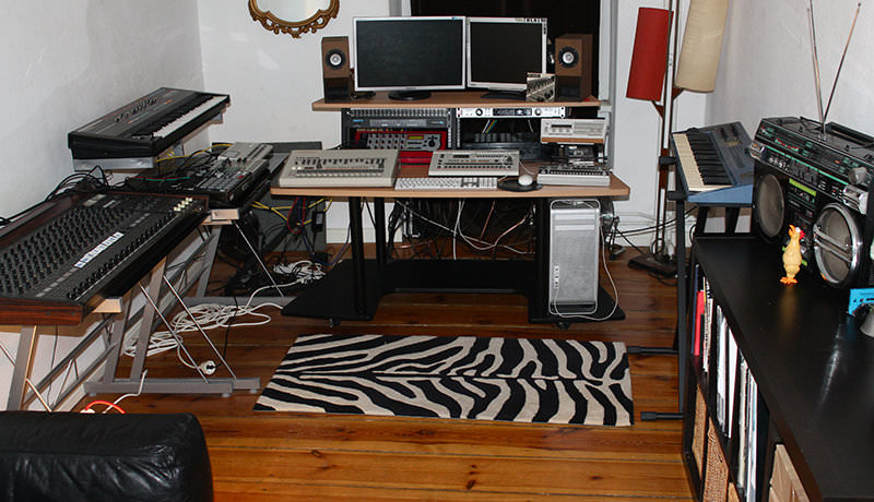 My Studio - The Jaydes