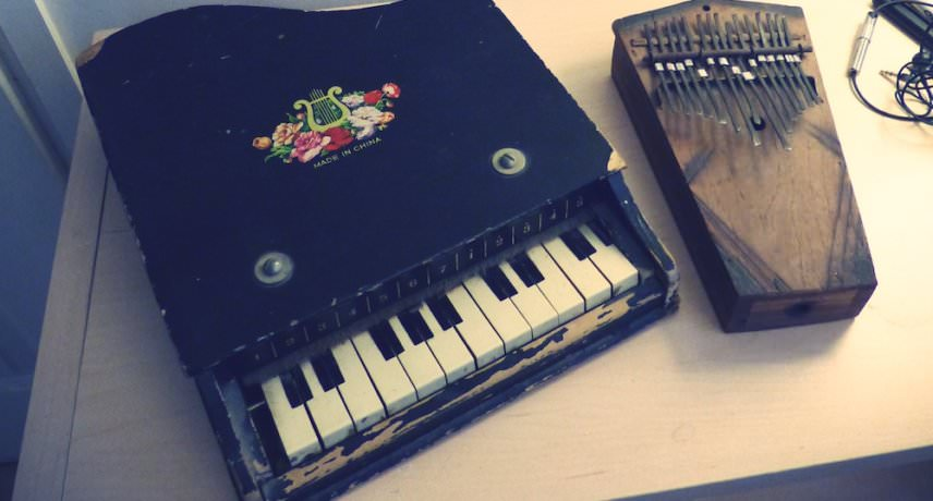 Toy Piano & African Thumb Piano