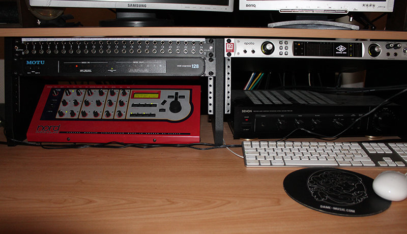 Workstation & Nord Modular