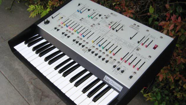 ARP Odyssey mk1 (Photo: eBay via MatrixSynth)
