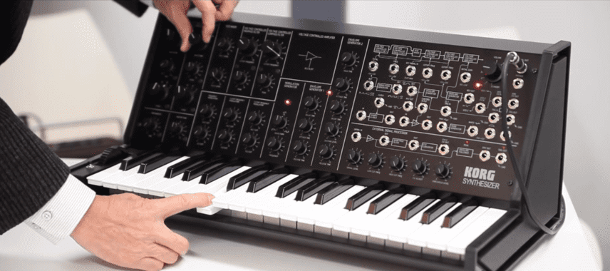 Check out Korg's New MS-20 Kit Synth
