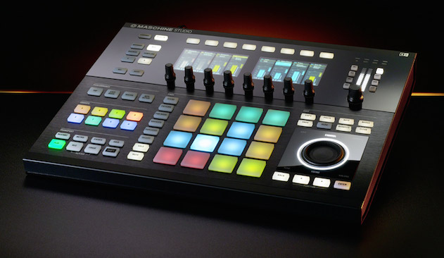 NI_Maschine_Studio