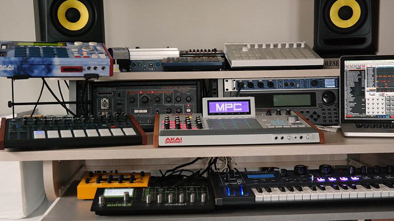 My Studio - Steve O'Sullivan