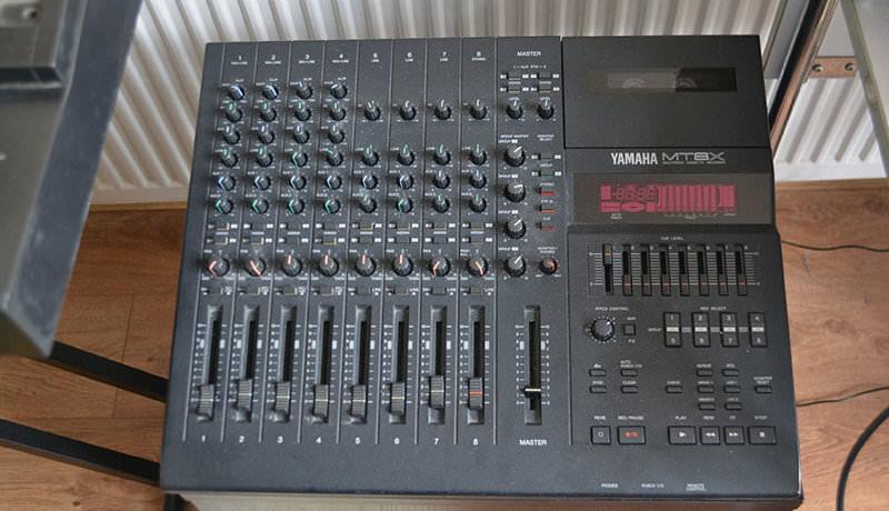 Yamaha MT8X Multi-track