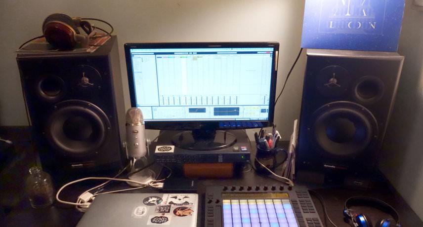 My Studio –Avalon Emerson