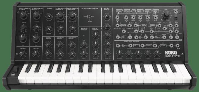 Korg MS-20 Mini - Analogue Mono Synth