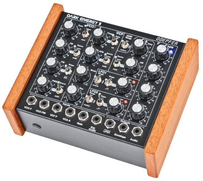 Doepfer Dark Energy II - Analogue Mono Synth