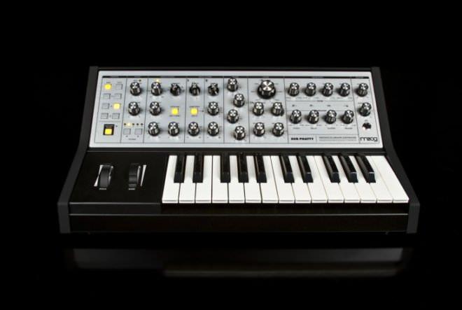 Moog Sub Phatty - Analogue Mono Synth