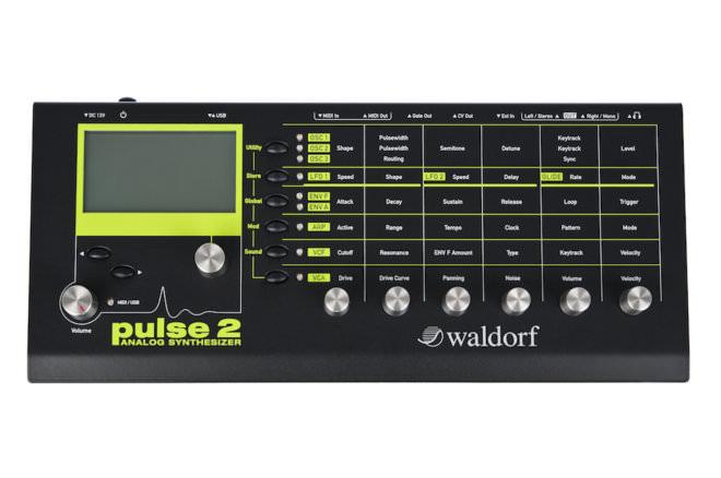 Waldorf Pulse 2 - Analogue Mono Synth