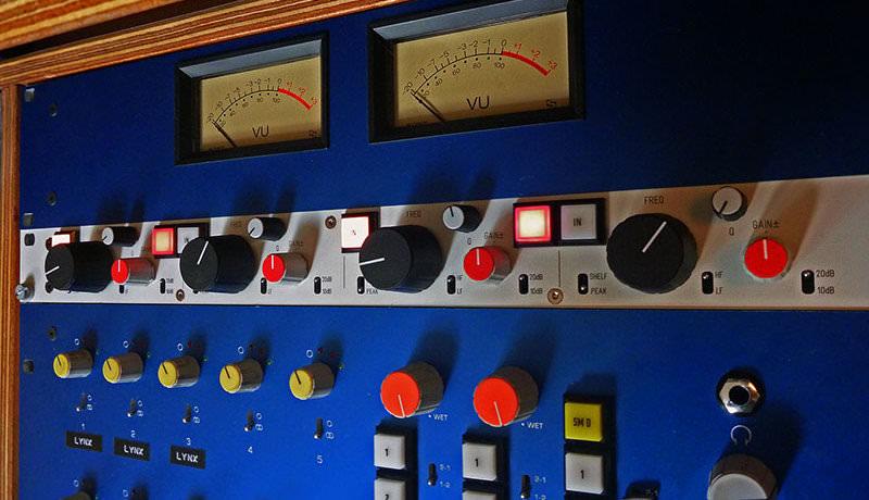 DIY Summing Mixer and EQ