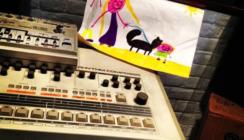 Roland TR-909 & TB-303
