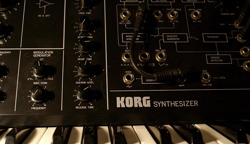 Korg MS10