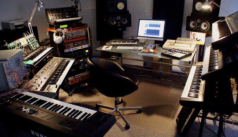 Rodriguez Jr - My Studio