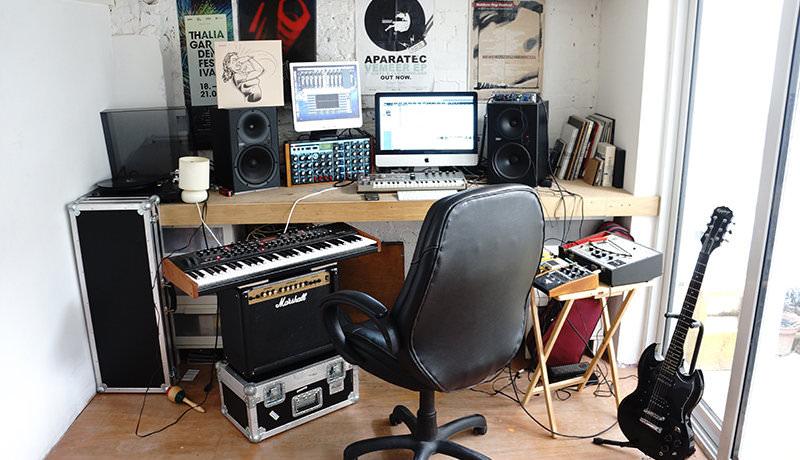 Rival Consoles - My Studio