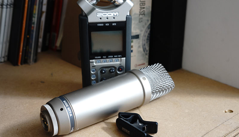 Cheap Mic Collection