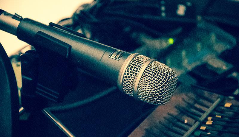 SM57 Microphone