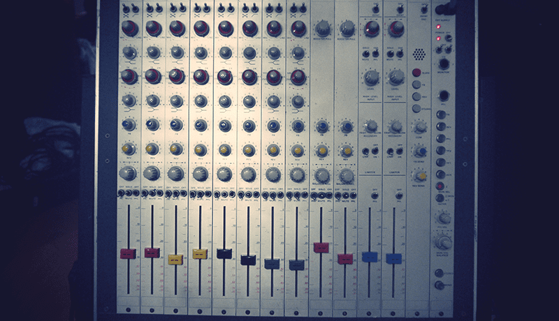 Studer 169 Mixer