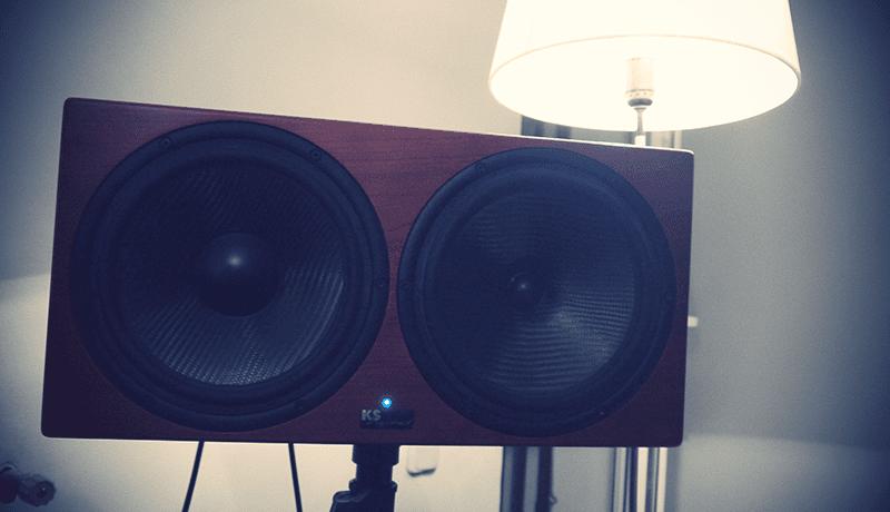 KS Audio C88 Monitors