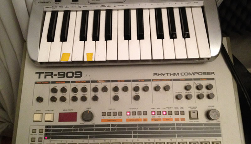 909 and Keyboard