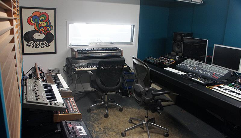 Berkson & What - My Studio